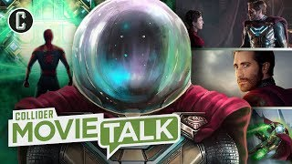 Spider-Man: Far from Home Writers Considered Making Mysterio a [SPOILER]! - Movie Talk