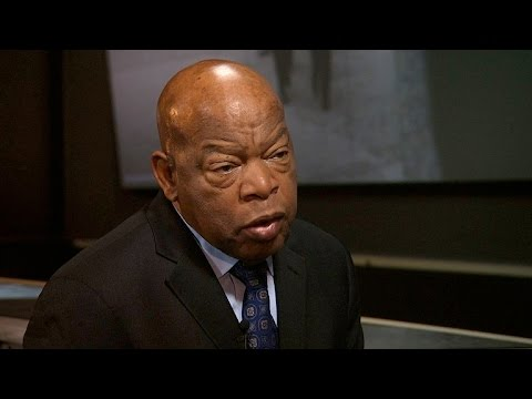 "Rep. John Lewis weighs in on Trump and the ""birther"" movement"