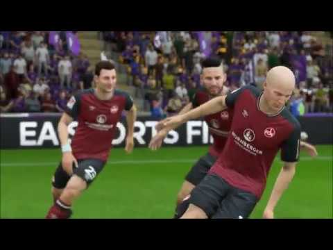 Alle Torhymnen der 2. Bundesliga in FIFA 18 nachstellen | FIFA 18