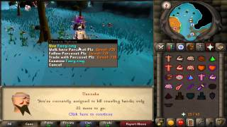 Runescape 2007 Slayer Guides: Crawling Hands!