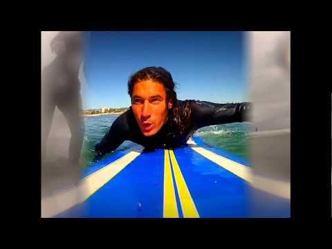 Kapowui surf lesson Santa Monica / Venice beach California 310-985-4577