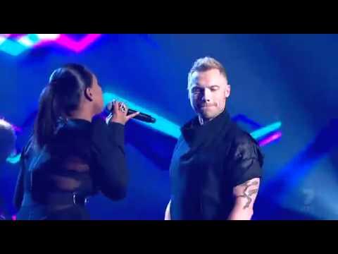 Ronan KeatingBelieve Again live on X Factor Australia