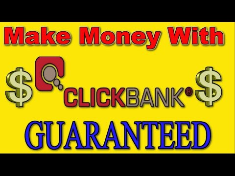 How To Make Money Without Recruiting No One! - (Clickbank Marketplace)
