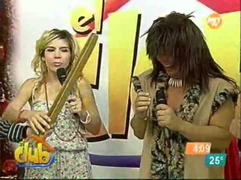 el club televisa mty-la maestra mi enojado con tartan por el arete 06/06/11