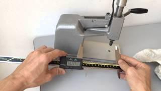 Zu verkaufen: Eine gebrauchte Kema Electronic Leiterplattenbohrmaschine
