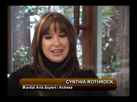 Cynthia Rothrock - Profiles Interview