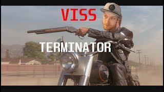 PUBG | Viss - The Terminator | Just The Action highlights in 1080p #2