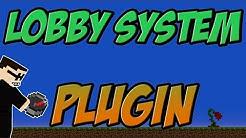 LobbySystem Plugin Minecraft Bukkit 1.8 | 1.11 Spigot | German| | Tutorial