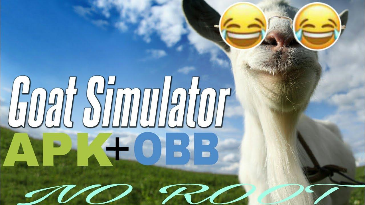 goat simulator apk downloaden kostenlos youtube. Black Bedroom Furniture Sets. Home Design Ideas