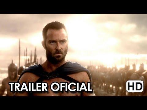 Trailer do filme 300: A Ascensão do Império