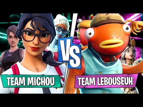 team-michou-vs-team-lebouseuh-sur-le-mode-rocket-league-sur-fortnite-créatif-!