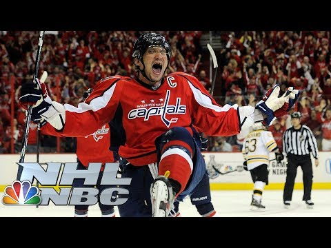 Top 10 NHL Goals Of All Time | NBC Sports