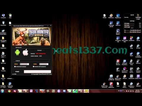 Deer Hunter 2014 Hack For Unlimited Gold And Cash (Free Download)