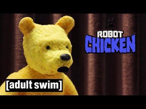 Overweight Cartoon Characters | Robot Chicken | Adult Swim