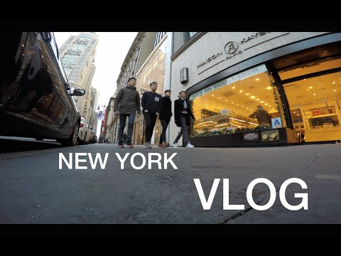 NEW YORK VLOG | 4 (or 5?) Idiots