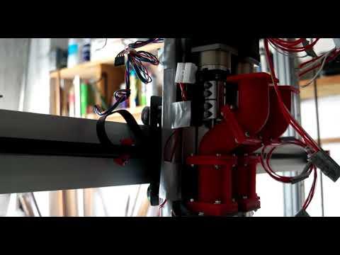 3D printer controller STM32/TMC2130