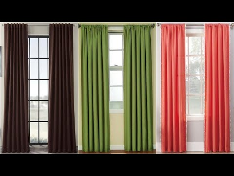 Top 150 Window Curtains Designs Living Room Decorating Ideas 2020 Youtube