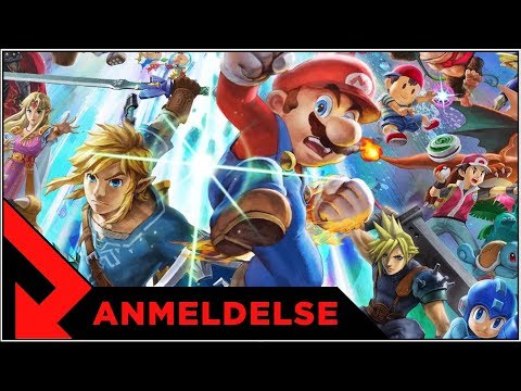 Karl anmelder Super Smash Bros Ultimate thumbnail
