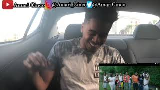 NLE Choppa - Shotta Flow Remix ft. Blueface (Dir. by @_ColeBennett_) Reaction Video