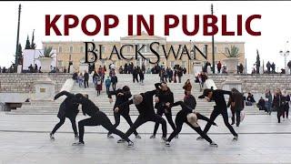 [KPOP IN PUBLIC GREECE] BTS (방탄소년단) - Black Swan [Dance Cover by O.cyan]