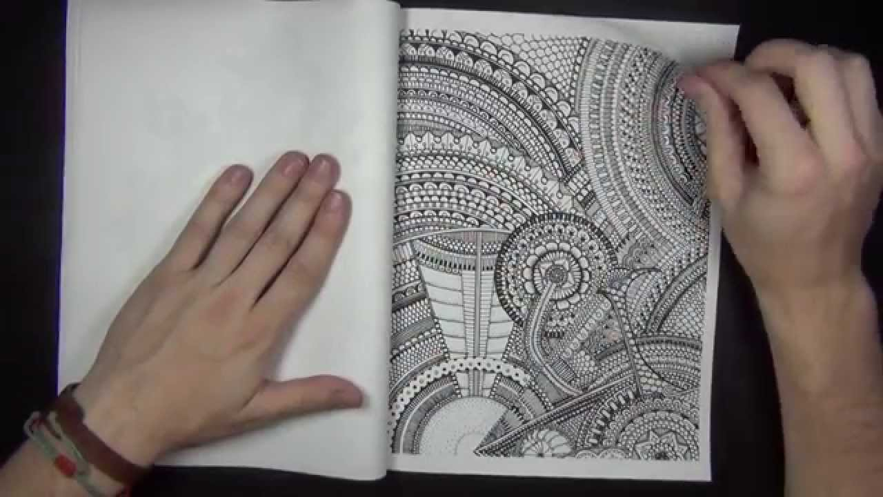 Color Me Crazy (Insanely Detailed Creations to Challenge Your Skills ...