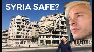 Is SYRIA Safe? (DENMARK GUY)