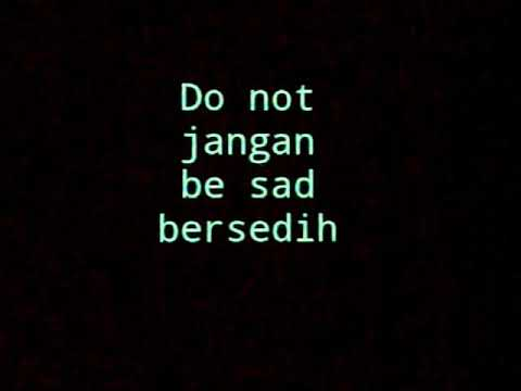 Learn Indonesian Karaoke version : Debt  and Dog