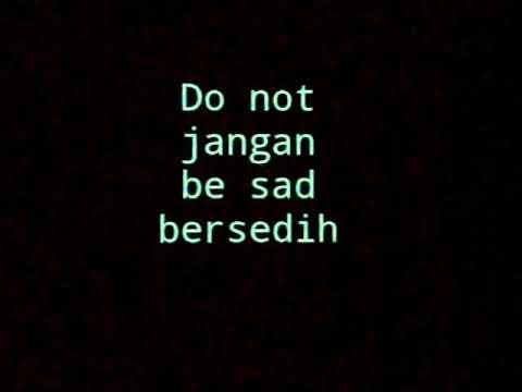 Learn Indonesian Karaoke version : Debt  and Dog