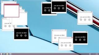 Viewer-Made Malware 4 - Resonate (Win32)