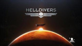 HELLDIVERS 01 - Демократия с доставкой Славный кооп