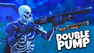 THE *NEW SECRET* DOUBLE PUMP IS BACK IN SEASON 6! How To Double Pump In Fortnite (Season 6 Gameplay)