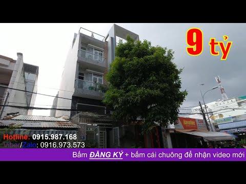 Chính chủ Bán nhà Mặt tiền đường 12m Cư xá Phú Lâm D Quận 6, gần Metro Bình Phú cũ