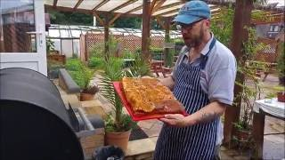 Smoking Texas Brisket and Cooking Chilli