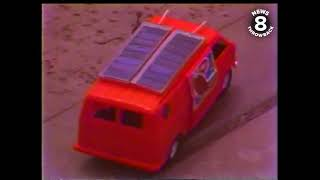 Earth Day 1977 solar vehicles