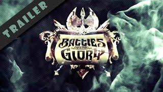 Онлайн игра Battles for Glory: Трейлер