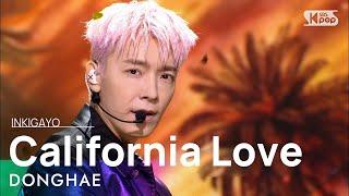 Download DONGHAE(동해) - California Love @인기가요 inkigayo 20211017