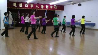 Repeat youtube video Caballero (A Spanish Gentleman) -Line Dance (Demo & Teach)