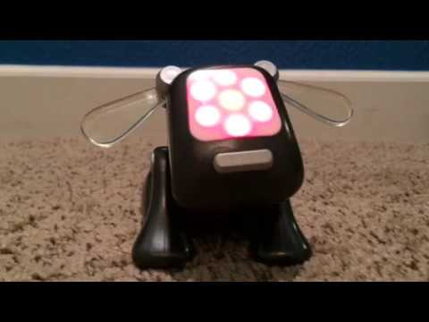 The Idog Pup Test Mode Demonstration (All Barks, Riffs, Whines And More)