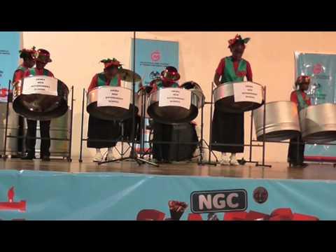 NGC Sanfest 2013 Finals Primary School Music, # 1 Oct. 22. Trinidad & Tobago