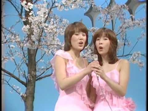 Unusual short performance D01P03 - Pink Lady ピンク・レディー 1977.03.28 / 52.03.28