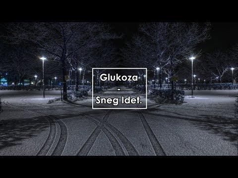 Глюкоза - Снег Идет / Glukoza - Sneg Idet (Lyrics / Letra / Tекст)