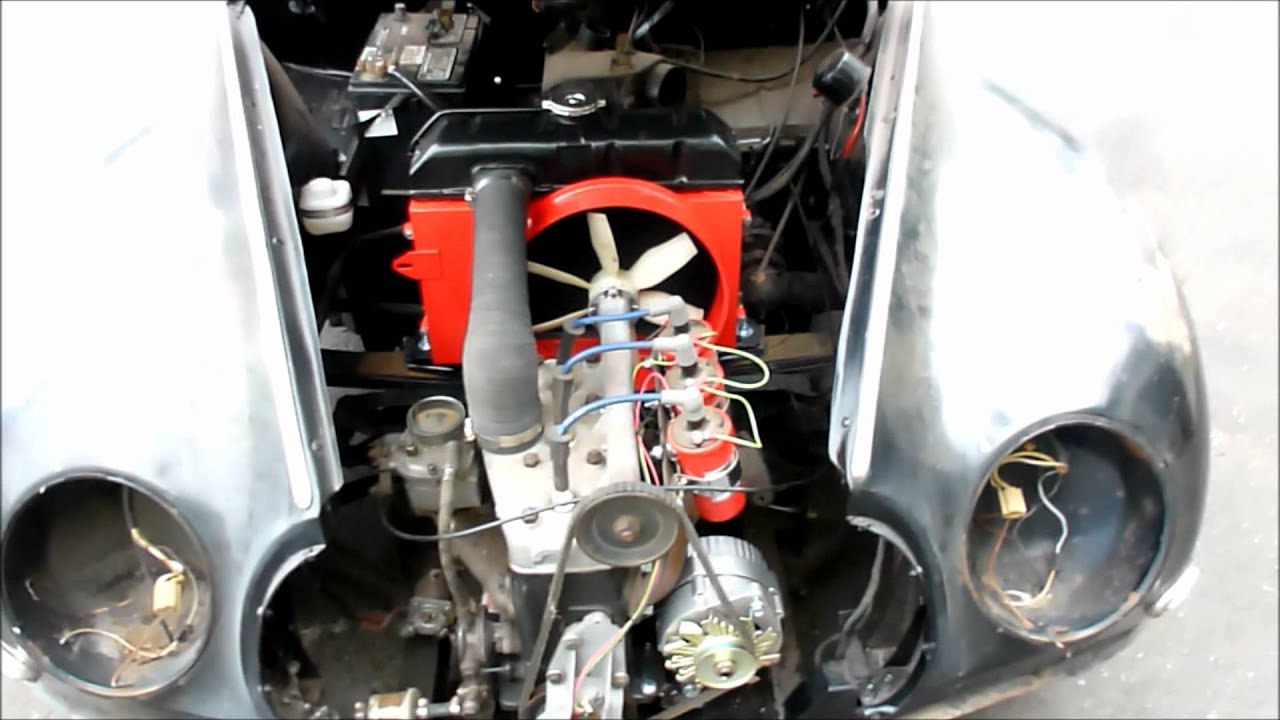 1960 Dkw 3 6 Auto Union Youtube