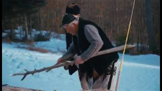 Tradycyjna zrywka drewna na Podhalu (część 2)