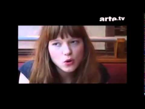 Léa Seydoux-The Beautiful Person-Arte Interview-En Sub