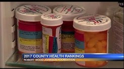 Sarasota County health rankings
