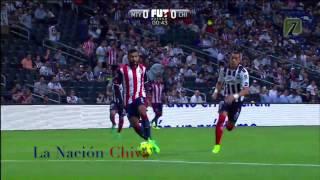 Monterrey 1-2 Chivas Semifinal Copa MX 5/Abr/17