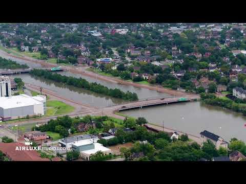 Part 1: Hurricane Harvey - The Texas Medical Center - AirLuxe Studios