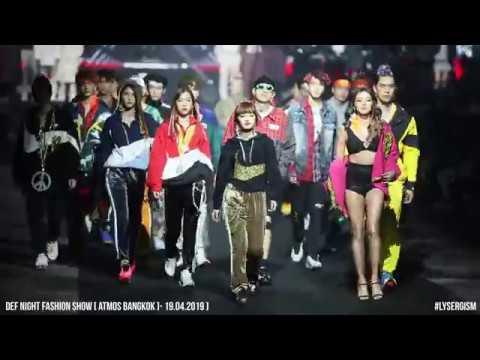 DEF Night Fashion Show [ ATMOS Bangkok ] - Finalé