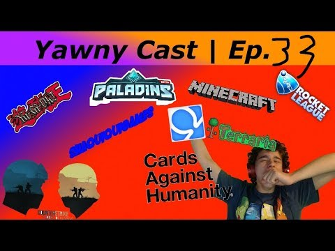 Making grills play games | Yawny Cast | Ep. 33 (Ft. Kenny B)