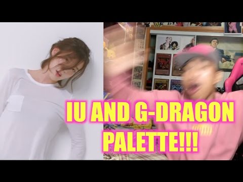 IU - PALETTE Ft. G-DRAGON REACTION (SO EXCITING)!!!